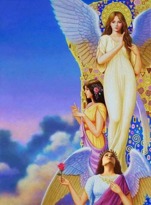 Comment recevoir les Archanges?