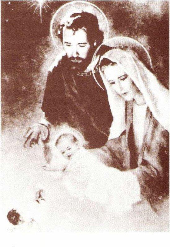 Neuvaines et prières de Noël.