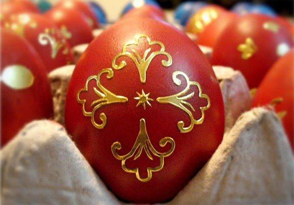 Les fêtes de Pâques.