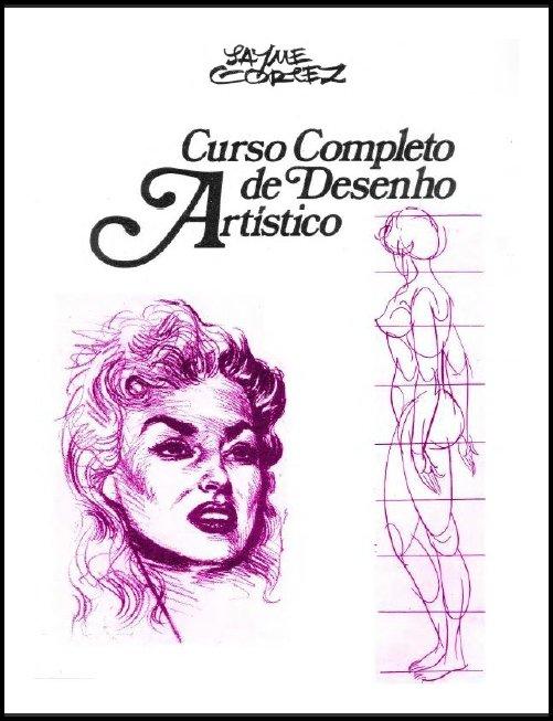 Curso Completo De Desenho Artístico – Jayme cortez | PDF Flipbook