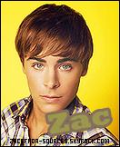 • Suit la quotidienne du beau Zac Efron ♥.