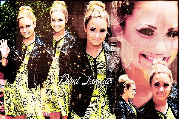 ‹ Bienvenue sur OhMyLovatic : Ton blog Bazarre/Fans au sujet de Demi Lovato ! ›