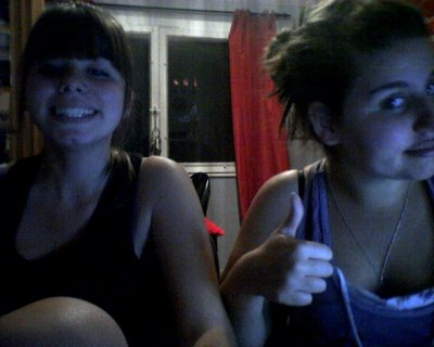 Chloé & Julie ♥