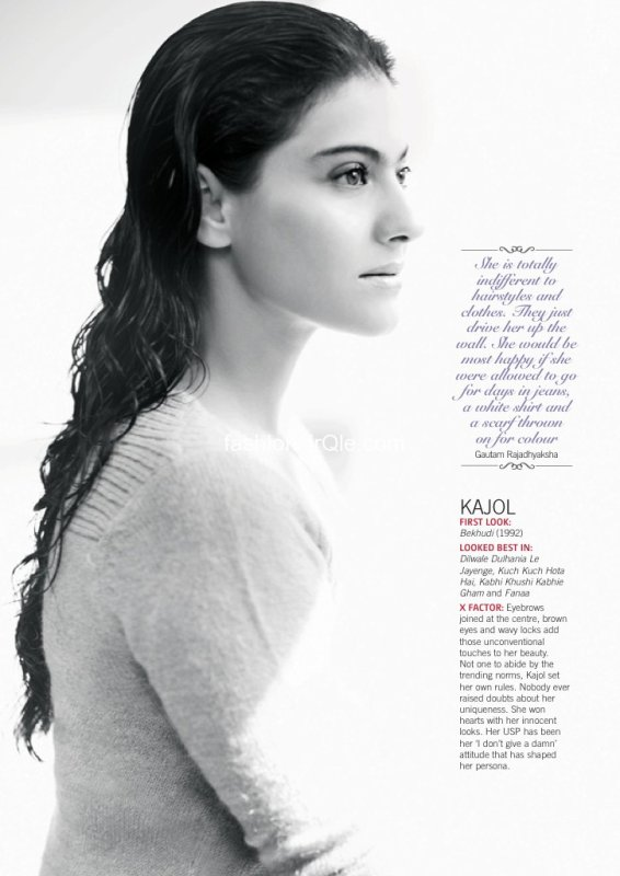 "Filmfare February 2012 - ""Filmfare's 50 Most Beautiful People"""