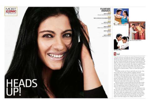 Kajol - MOST ICONIC Female Actress of all time