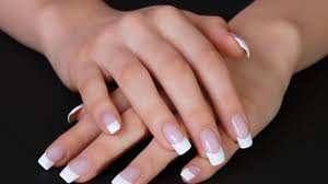 La french manicure
