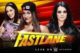 WWE Fast Lane 2015