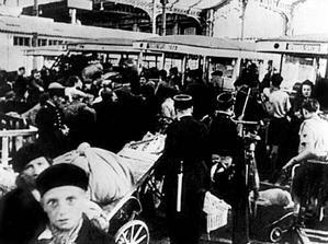 16-17 juillet 1942 Vel'd'Hiv : Rafle du Vélodrome d'Hiver