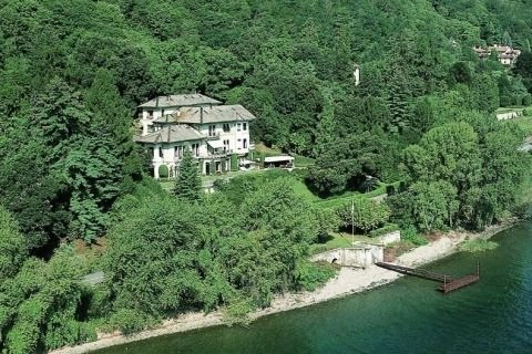 Chateau en Italie