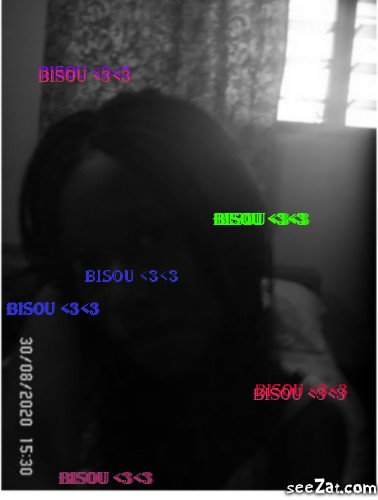 bisou <3