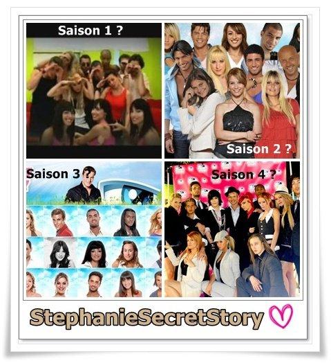Les Sondages.    Sur StéphanieSecretStory ! ♡