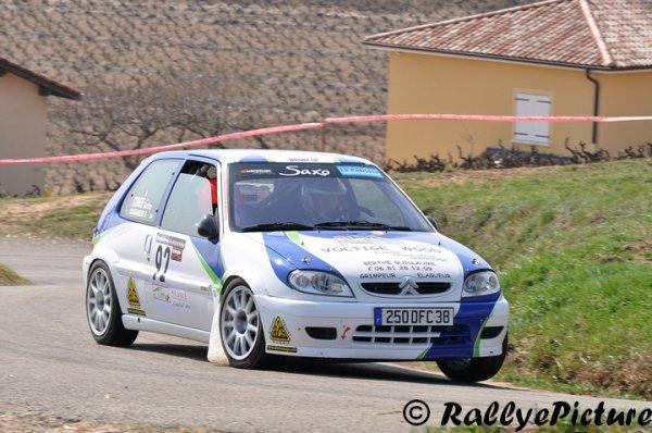 Rallye des Vignes 2012