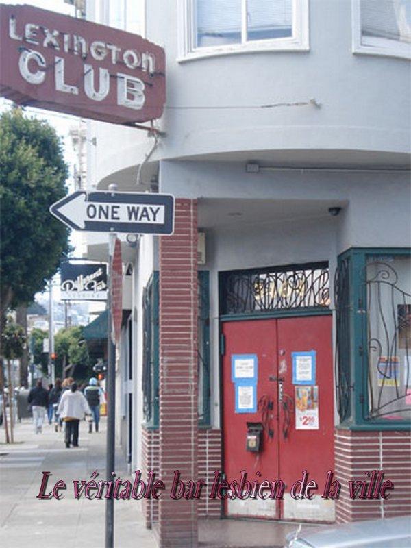 A la découverte du San Francisco lesbien