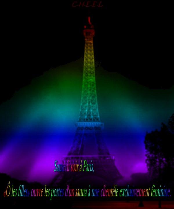 Info....A Paris