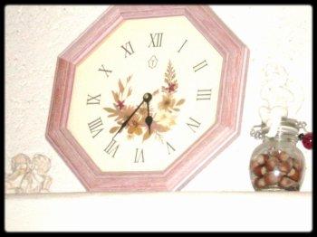 La fuite du temps!