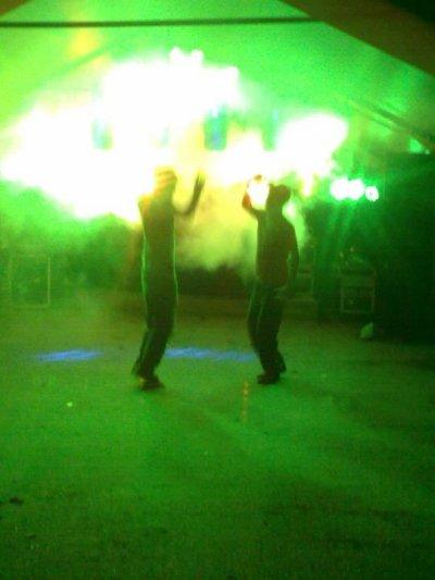 Last Monday Night x) Moi & un pote.