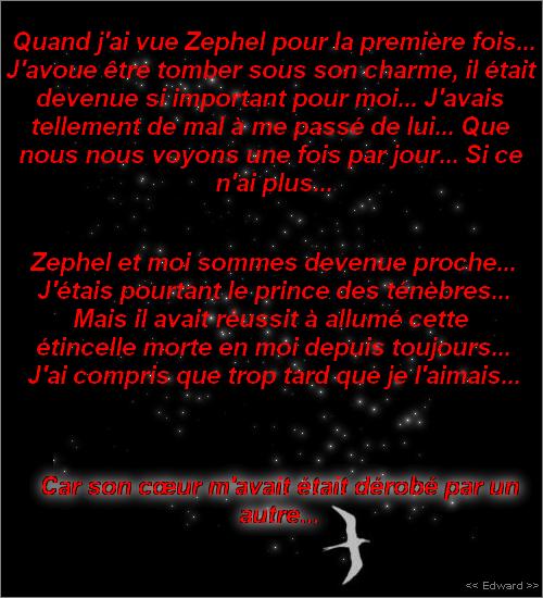 « Chapitre 3 : Souvenirs du Passé »