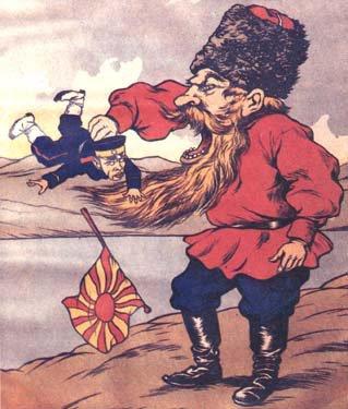La guerre Russo-Japonaise