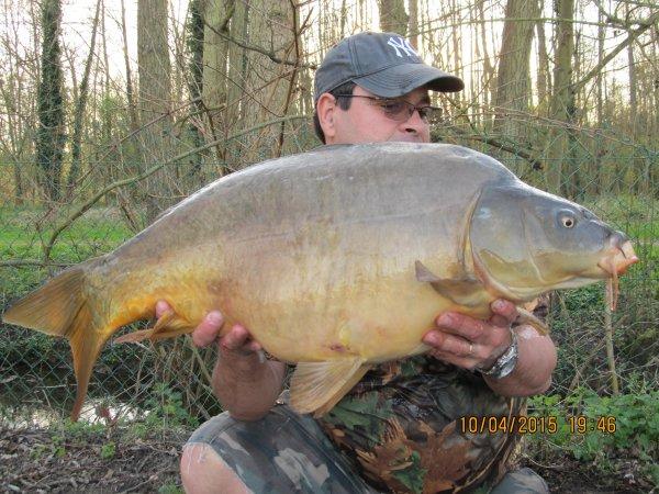 Halbrans Pêche 2015