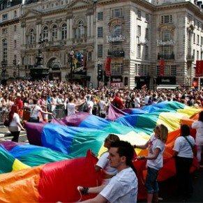 Londres Appel à une démonstration contre l'homophobie dans l'East End