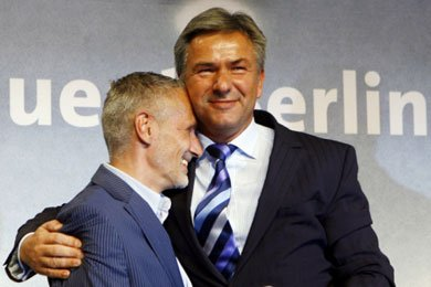 Allemagne Klaus Wowereit, l'emblématique maire gay de Berlin, vers un troisième mandat