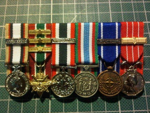 SWASM, GCS-SWA, SSM, CPSM,  NATO-FY,  CD1