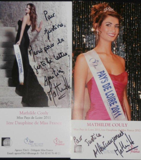 Mathilde Couly - Miss Pays de Loire