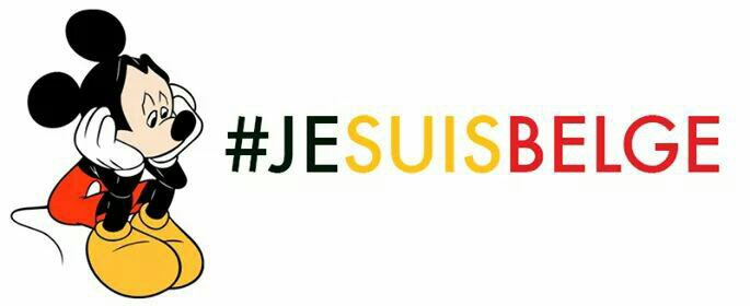 #PrayForBrussels
