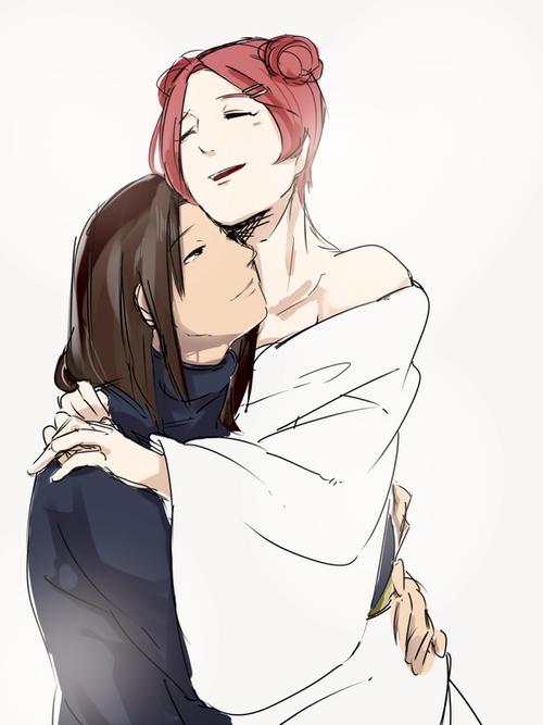 OS : Le plus dur pour moi a été de renoncer à l'espoir fou que je puisse te revoir un jour ...