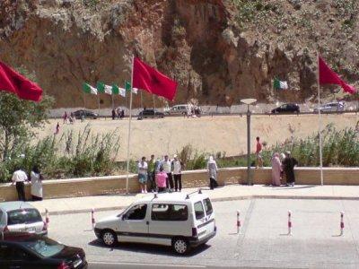lhoudod    lmaghribe  wa  algerie