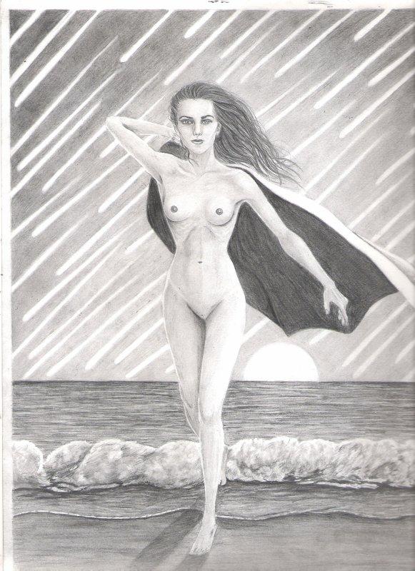 La Naissance d'Aphrodite 19.12.10
