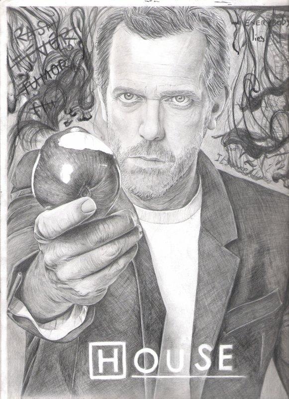 Hugh Laurie  9.1.11