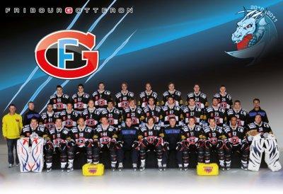 fibourg -gottéron 2010-2011