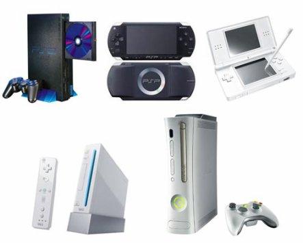 les jeux-vidéos