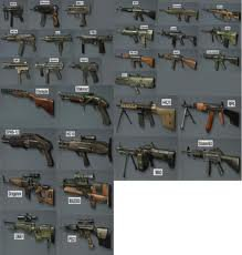 armes black ops