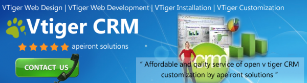 Avail Short E-Mail Course for Getting Acquainted with all Nuances of vTiger Development