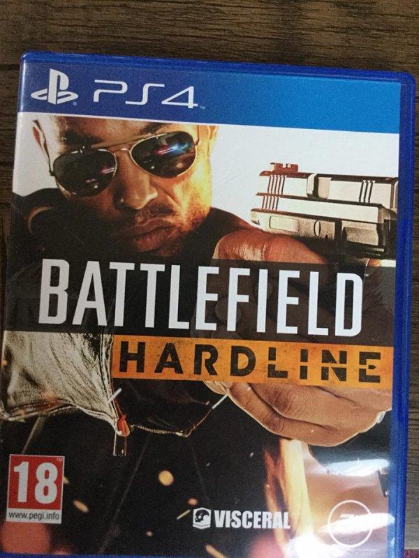 Jeux ps4 battlefield hardline