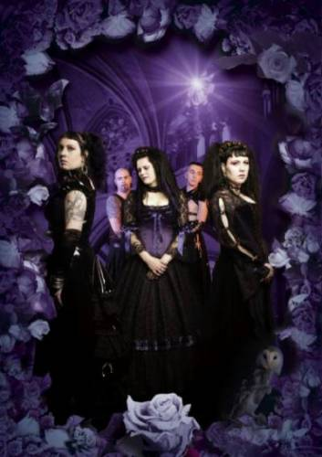 asrai : le debut du metal goth à chanteuses