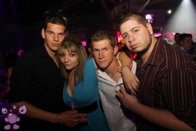 Florian , Rémy , Melissa , Chris & moi