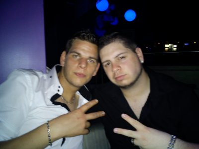 Chris & Moi
