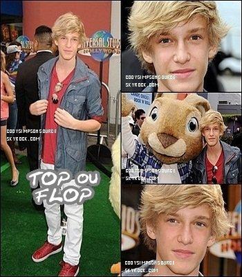 """Cody à la première du film """" HOP """" + Une vidéo de Cody et son meilleur ami qui font une reprise d'une chanson!"""