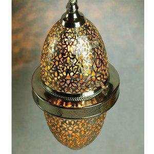 Luminaire artisanal