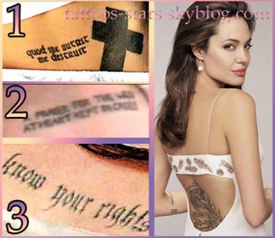 Blog De Tattoos Stars Les Tatouages Des Stars Skyrock Com