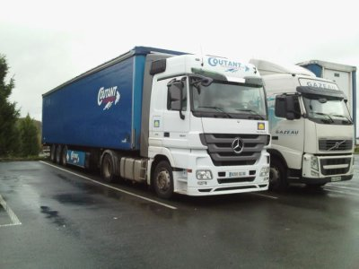 actros mp3 transports coutant
