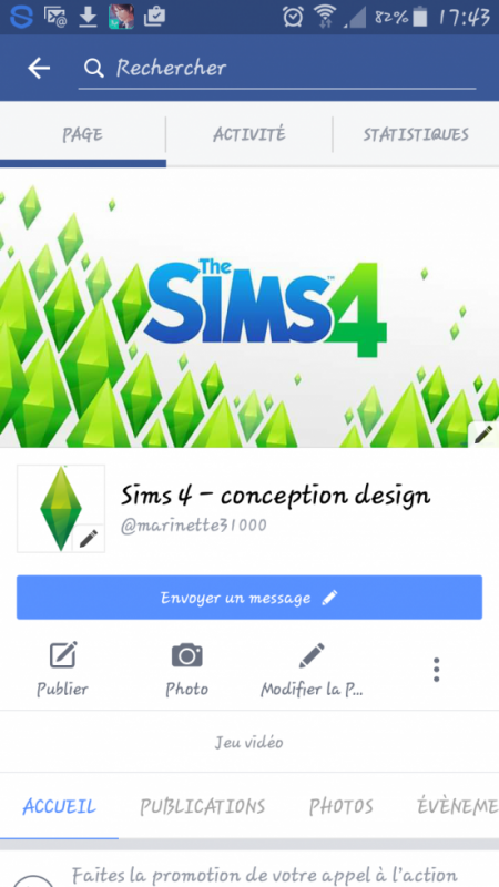 Sims 4 conception design