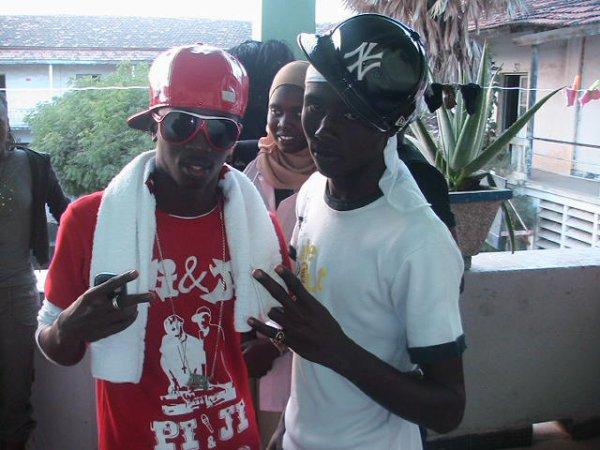 DJ JI N TIF MC