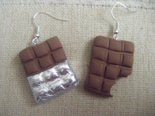 tablettes de choco