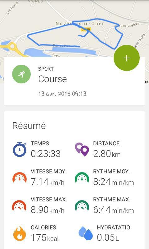 On réprent doucement mais bon vivement les 4 km