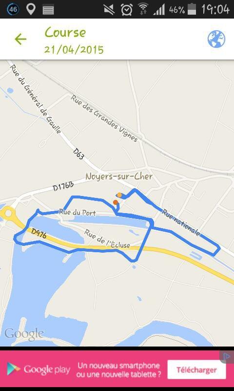 Objectif 4 km atteint