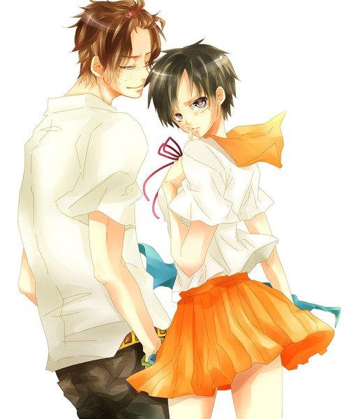 Nakama-One-Luffyko-piece: Loulouuu, tu m'aimes bien ??? *^*